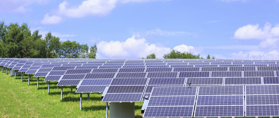 Solar Energy Farm Finance